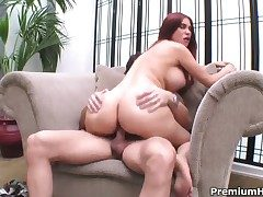 Daphne Rosen with gigantic confidential has some dirty