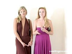 CastingCouch-HD - Charlotte Plus Adriana