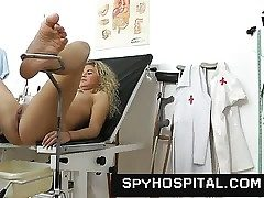 A hidden webcam trap at gyno clinic