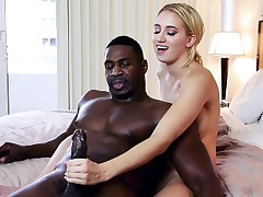 TLBC - Blonde Teenager Tempted and Plumbed By Massagist