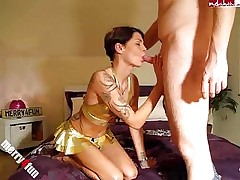 Golden babe - home made, hot mom, wifey